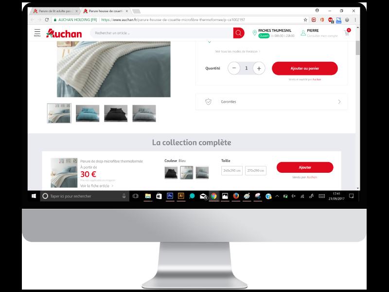 foto de Pierre Hourlier Site CV Product Owner Digital Atecna